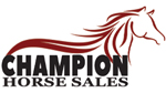 Champion Horse Sales Logo